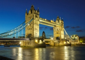 London Bridge photograph taken in 2015.